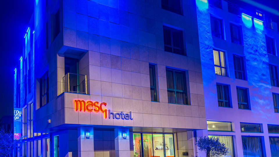 Best Western Plus Masqhotel - EDIT_front.jpg
