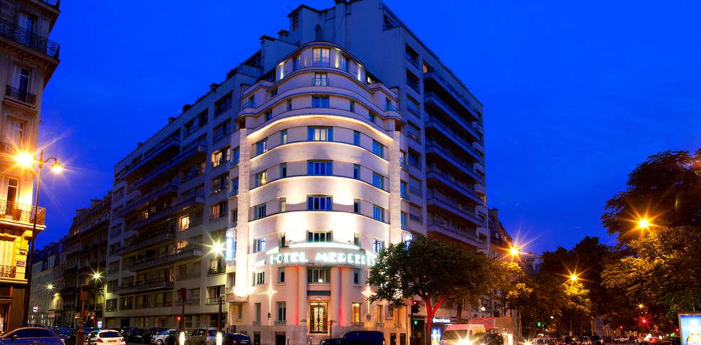 Hotel Best Western Madrid Nice France