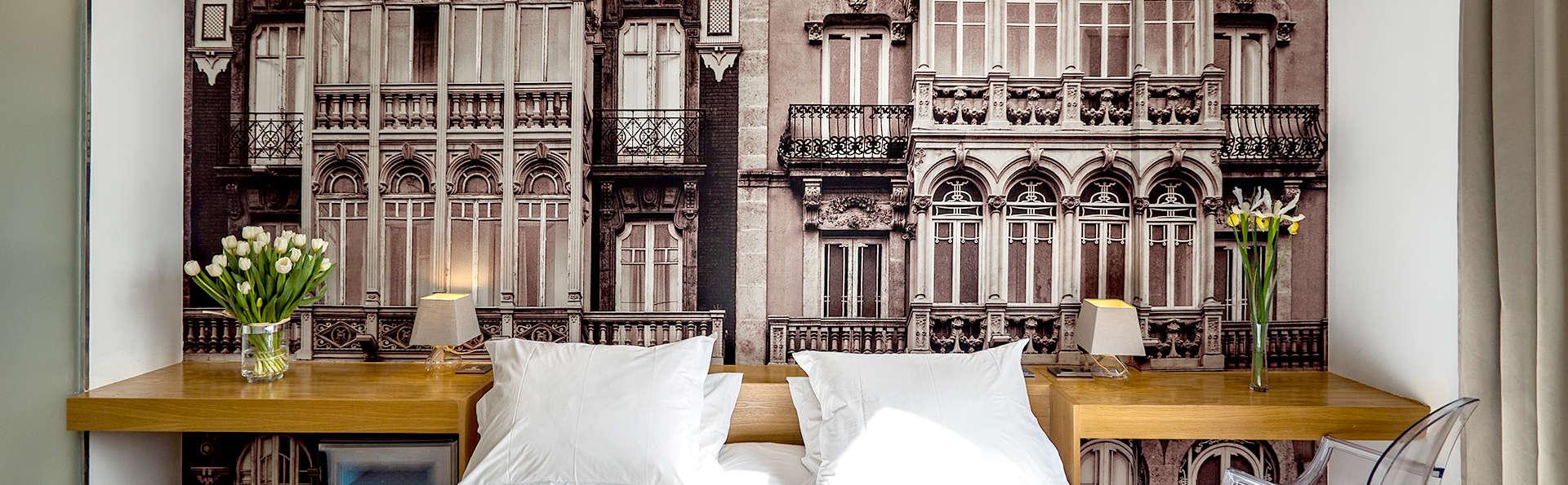 Escapada Relax: Disfruta de 2 noches con spa en Hotel 4* Almería