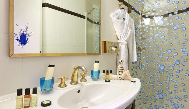 Hotel Waldorf Trocadero - bath