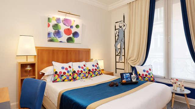 Hotel Waldorf Trocadero - classic