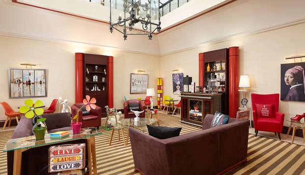 Hotel Waldorf Trocadero - salon