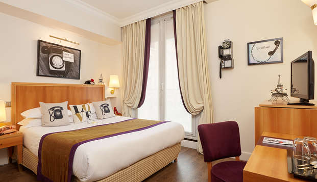 Hotel Waldorf Trocadero - superior