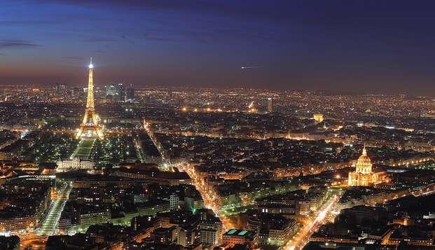 Hotel Waldorf Trocadero - quartier-paris-by-night-la-nuit