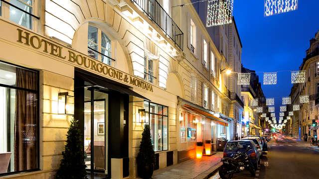 Parentesi d'eleganza e relax nel cuore di Parigi