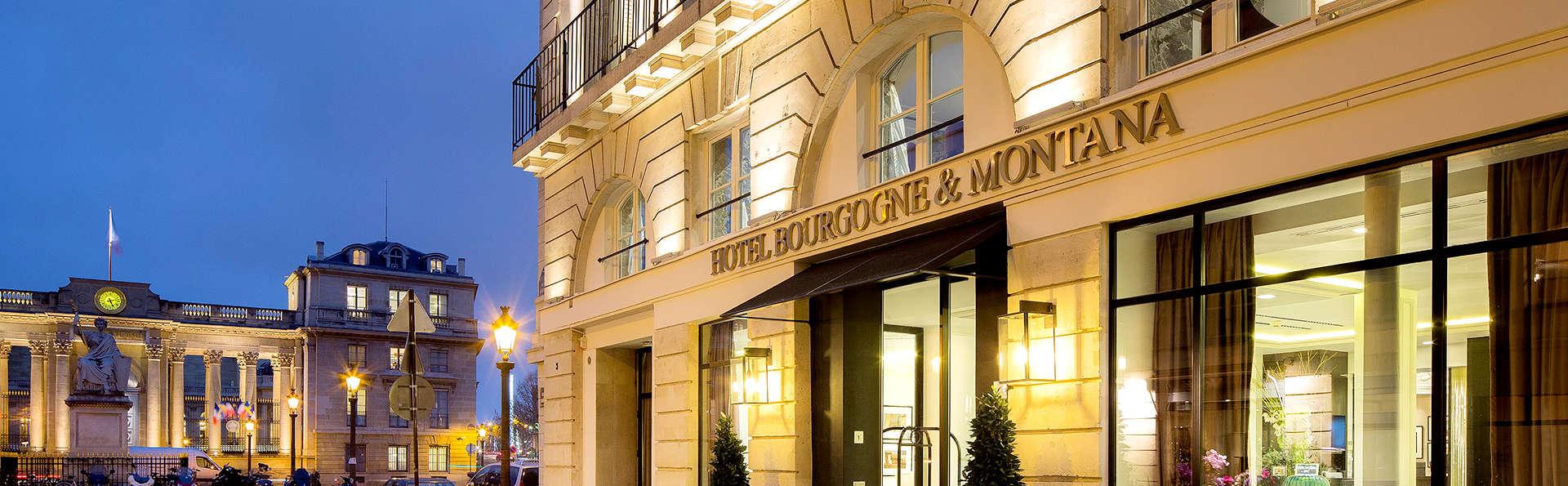 Parenthèse d'élégance et détente à Paris