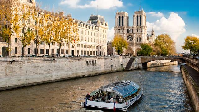 Ontspanning met toegang tot sauna in het hartje van Parijs