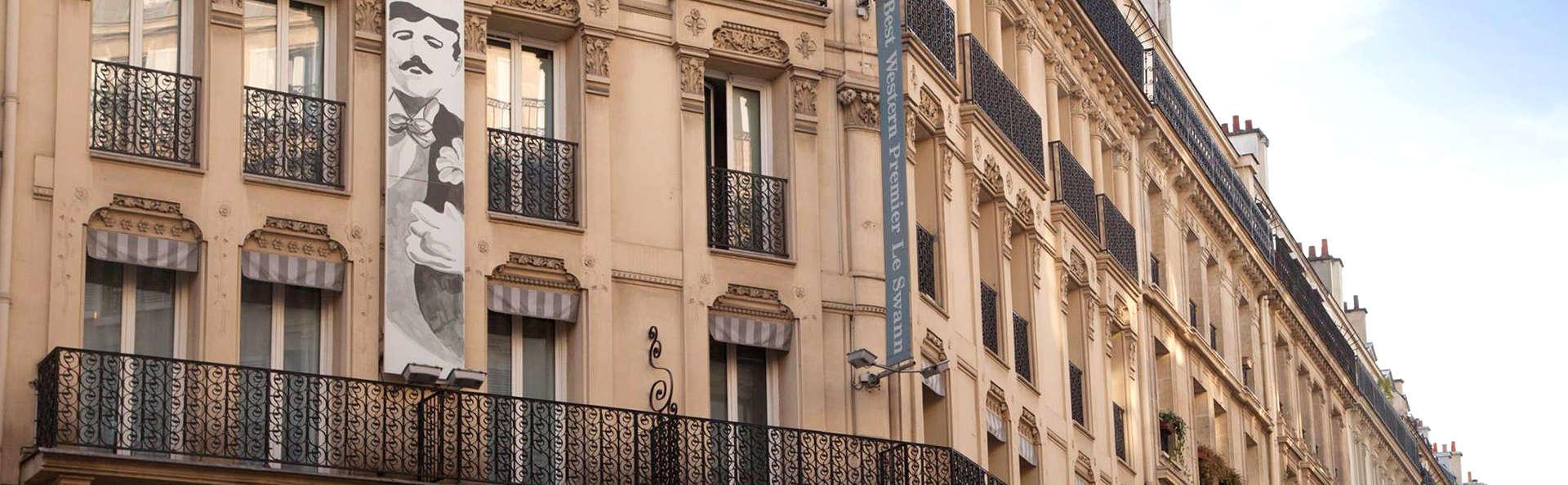 Best Western Premier Hôtel Littéraire Le Swann - Edit_Front.jpg