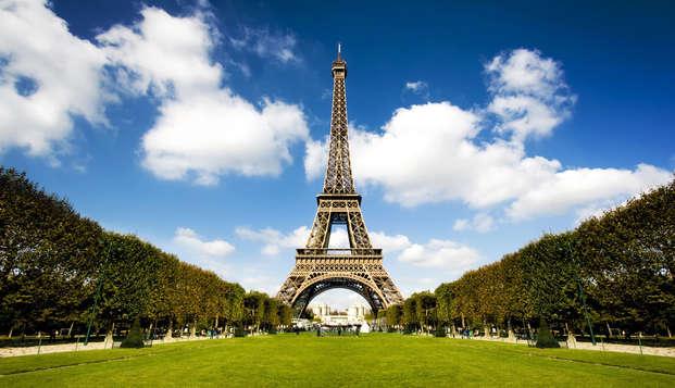 Week-end au coeur de Paris à proximité des Grands Magasins
