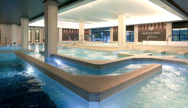 Accès au parcours Spa Aquatonic et séjour 4* en appartement près de Disneyland® Paris
