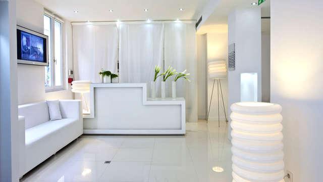 Week-end à Paris dans un hôtel Design à proximité de la place de la Bastille
