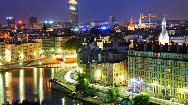 Escapade romantique & culturelle à Lyon (Lyon City Card incluse)