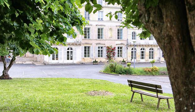 Chateau de Briancon - front