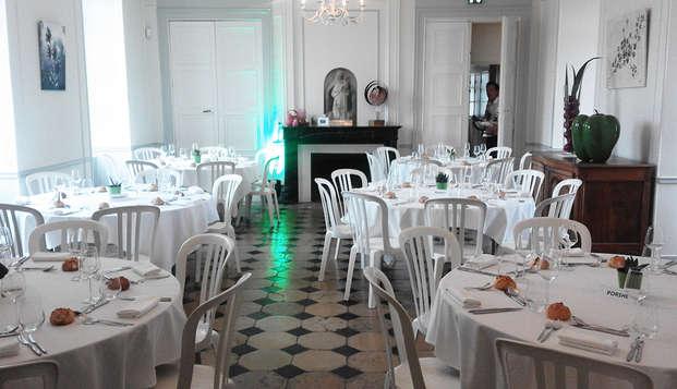 Chateau de Briancon - restaurant