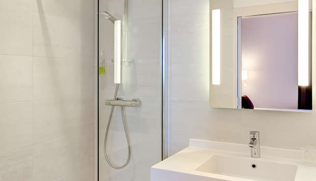 Brit Hotel Vendee Mer - bath