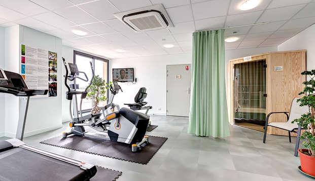 Brit Hotel Vendee Mer - fitness