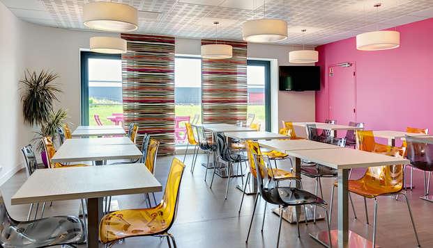 Brit Hotel Vendee Mer - restaurant