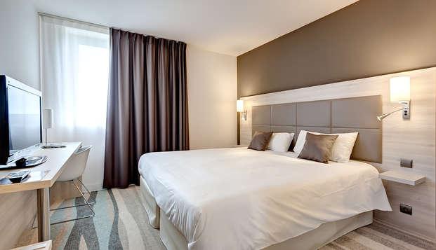 Brit Hotel Vendee Mer - room