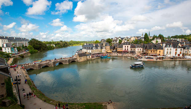 Week-end aux portes d'Auray