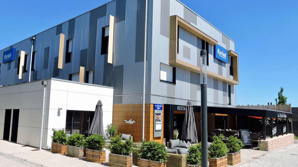 Hôtel Kyriad Auray - Carnac - EDIT_front2.jpg