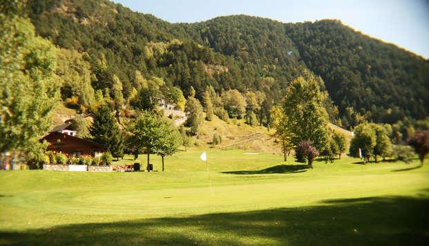 ¡Chollo! Escápate a las montañas de Andorra