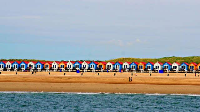 Verblijf in het charmante Vlissingen en geniet van een frisse zeebries