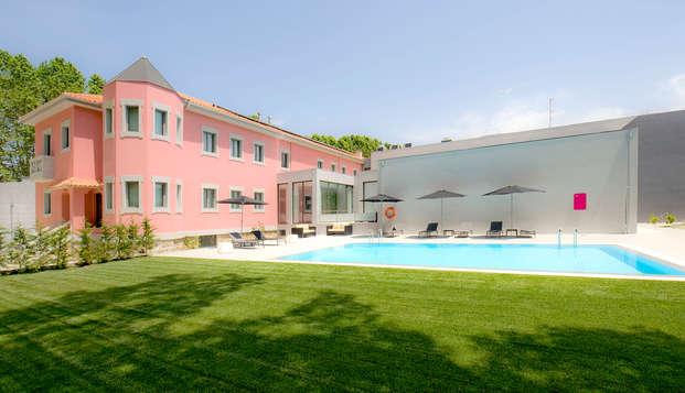 Descubre el Norte de Portugal en un moderno hotel