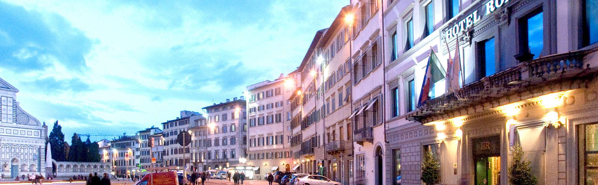 Offre pour un séjour à Florence dans un hôtel 4 étoiles
