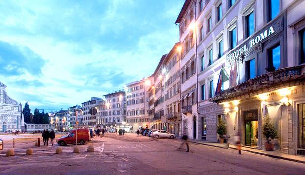 Oferta para alojarse en Florencia en hotel de 4 *