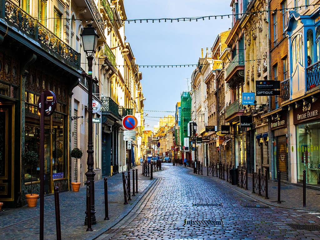 Séjour France - Week-end aux portes de Lille  - 3*