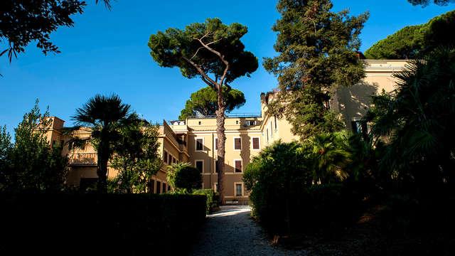 In het hart van het historische Rome
