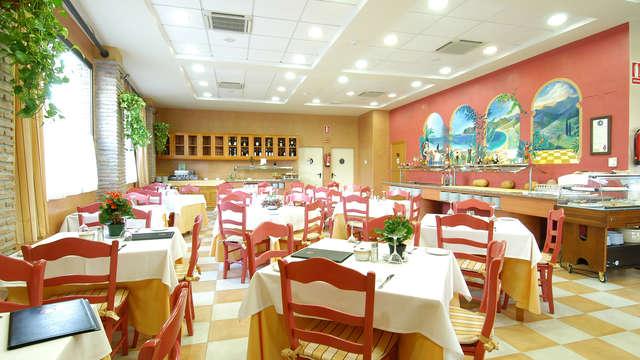 OYO Hotel Almijara