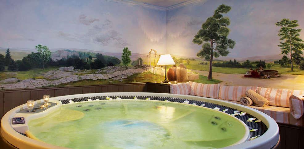 ch teau de courban et spa nuxe 4 courban france. Black Bedroom Furniture Sets. Home Design Ideas