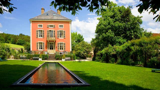 Escapade chic et raffinée dans un château entre Paris et Dijon !