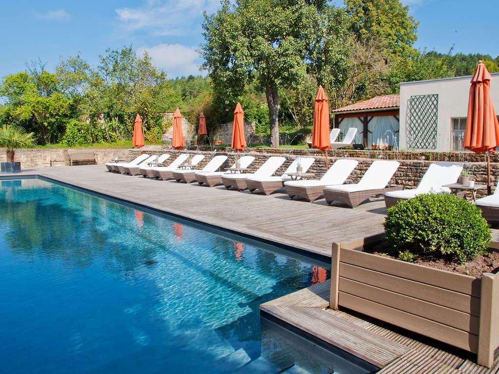 Séjour Côte d'Or - Week-end détente avec accès privatif au Spa Nuxe pour un séjour inoubliable !  - 4*
