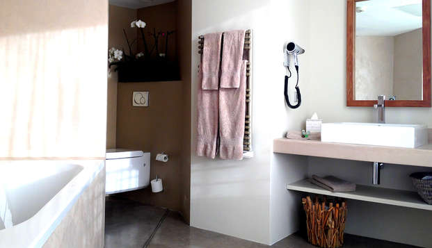 Cannes Villa St Barth - Bathroom