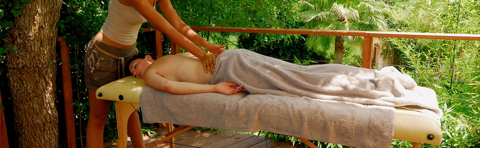 Week-end romantique à Cannes avec soins et accès privatif au Spa