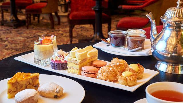 Luxe, élégance et thé dans un hôtel 5* à la Haye