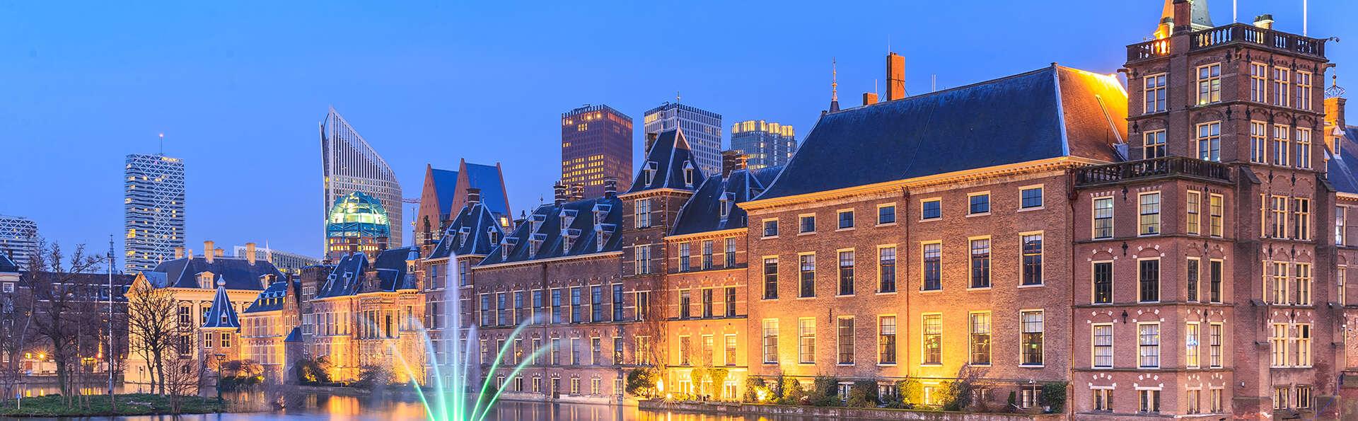 Découvrez La Haye et profitez du luxe d'un 5 étoiles (petit-déjeuner compris)