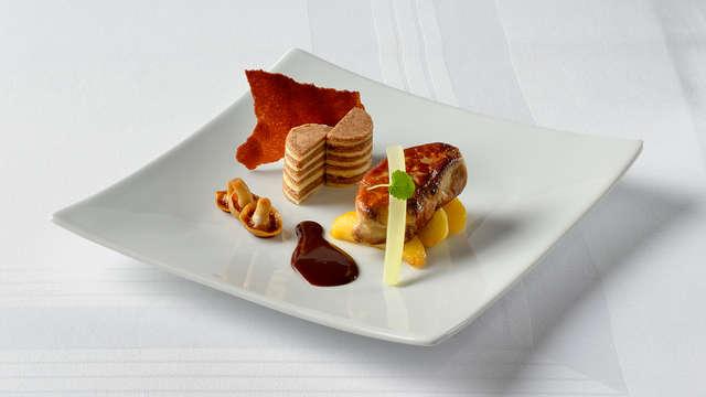 Hotel Des Indes - Diner