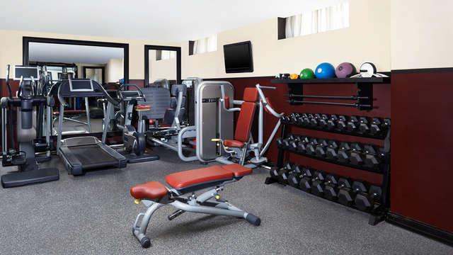 Hotel Des Indes - Gym