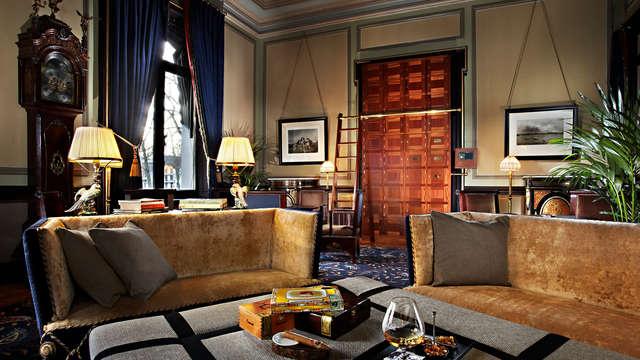 Hotel Des Indes - Lounge