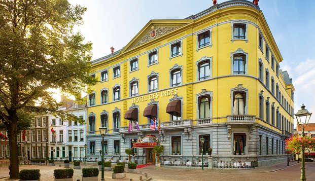 Hotel Des Indes - Front