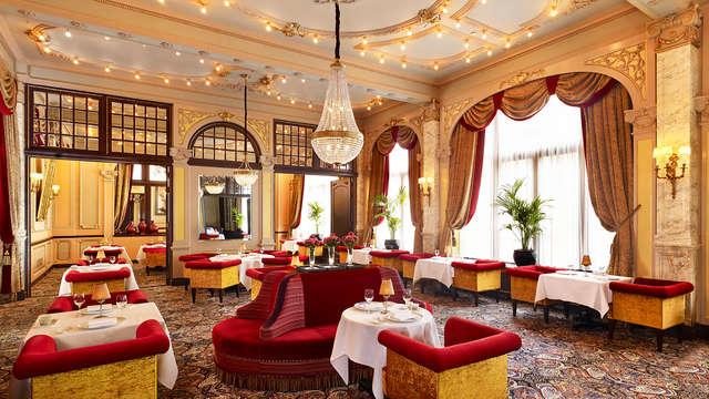 Culinair genieten en luxe met een 5* verblijf in Den Haag