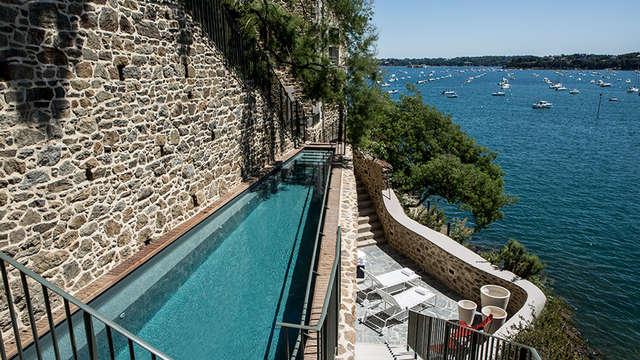 Week-end luxe et détente à Dinard