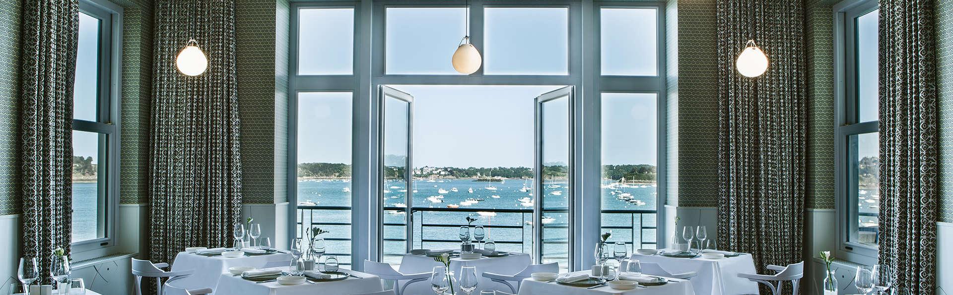 Le Choix De Sophie Dinard week end avec dîner dinard avec dîner 4 plats pour 2 adultes