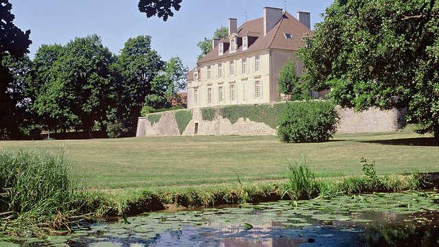 Chateau de Rigny - Fachada