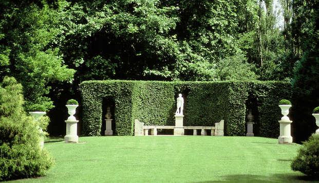 Chateau de Rigny - Parque
