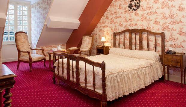 Chateau de Rigny - Room