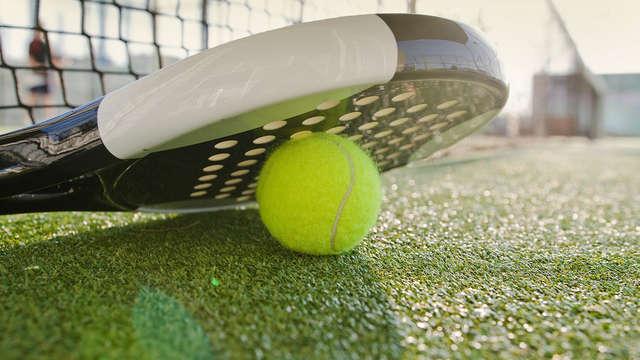 Cours de tennis pour 2 adultes